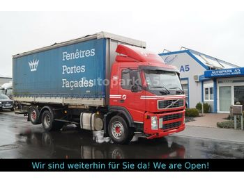 Volvo FM 300 Liftachse Klima  Pritsche + Plane  - plachtový nákladní auto