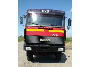 IVECO MAGIRUS 260-34 6X6 - podvozek s kabinou