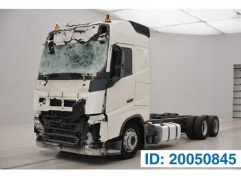 Podvozek s kabinou Volvo FH12.420 Globetrotter - 6x2
