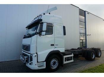 Podvozek s kabinou Volvo FH750 6X2 RETARDER EURO 5