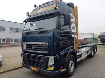 Volvo FH 500 GT XL EEV 6X2 - podvozek s kabinou