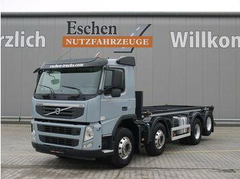 Podvozek s kabinou Volvo FM 420 / 8x2 Kippchassis, AP Achsen