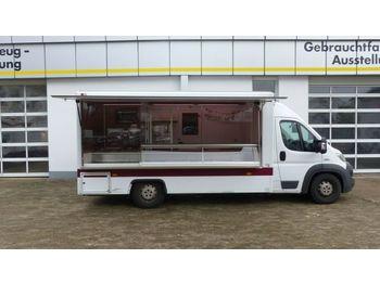 Fiat Verkaufsfahrzeug Borco Höhns  - pojízdná prodejna