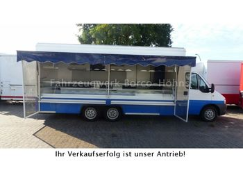 Fiat Verkaufsfahrzeug Borco-Höhns  - pojízdná prodejna
