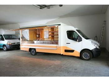 Renault Verkaufsfahrzeug Seba-Borco Höhns  - pojízdná prodejna