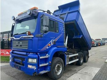 MAN TGA 26.480 6X4 FULL STEEL MANUAL EURO 3  - sklápěč