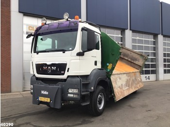 MAN TGS 26.440 6x6 Euro 5 Manual - sklápěč
