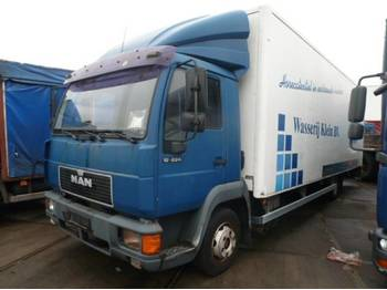 MAN 12.220 L - skříňový nákladní auto