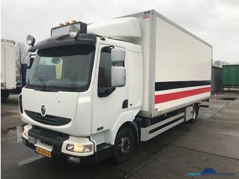 Renault MIDLUM 220 DCI - skříňový nákladní auto