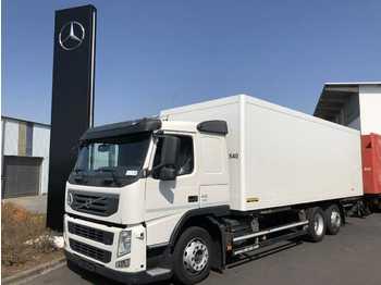 Volvo FM410 6x2 BDF-Wechsel Fahrgestell Koffer + LBW  - skříňový nákladní auto