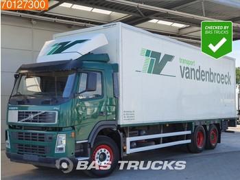 Volvo FM 340 6X2 Liftachse Ladebordwand Hartholz-Bodenn - skříňový nákladní auto