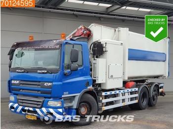 Kamion za odvoz smeća DAF CF75.250 6X2 Translift-SeitenLader-Aufbau Euro 5