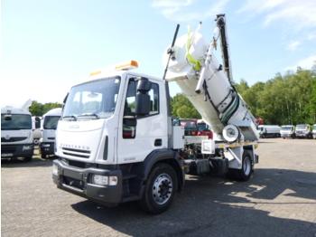 Iveco ML180E25 4x2 Whale vacuum tank 8.1 m3 - vakum kamion