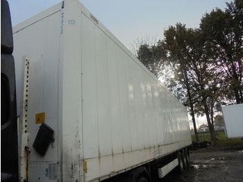 Закритий кузов напівпричіп KRONE Doppelstock Kledinghanger