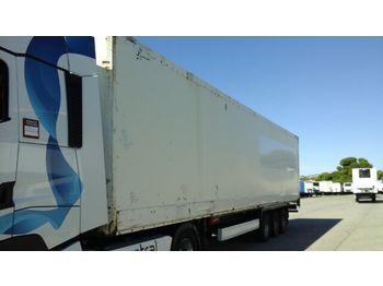 Закритий кузов напівпричіп Krone Van
