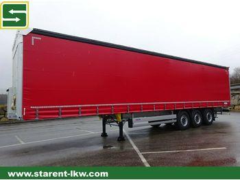 Náves plachtové Schmitz Cargobull Tautliner,Liftachse, XL-Zertifikat, Multilook