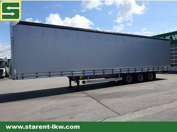 Plachtový návěs Schmitz Cargobull Megatrailer, Hubdach, XL Zertifikat