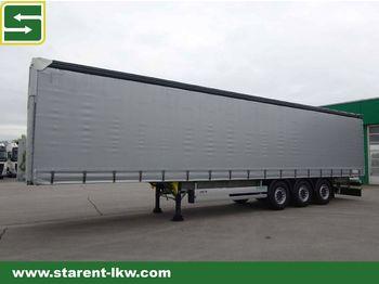 Plachtový návěs Schmitz Cargobull Tautliner, Hubdach, Liftachse, XL-Zertifikat