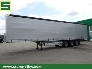 Plachtový návěs Schmitz Cargobull Tautliner Liftachse, XL Zertifikat