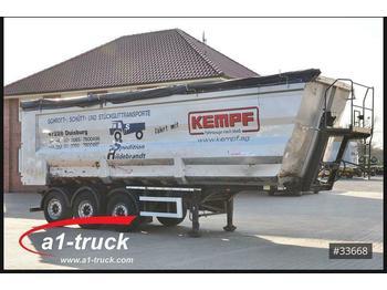 Kempf Kippmulde Lift 50m³, Stahl, Liftachse, SAF  - sklápěcí návěs