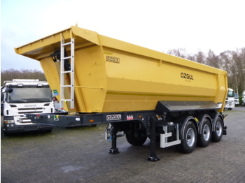 Ozgul Tipper trailer 28 m3 NEW/UNUSED - sklápěcí návěs