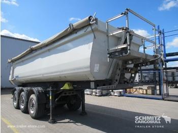 Schmitz Cargobull Tipper Steel half pipe body 24m³ - sklápěcí návěs