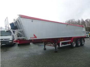 Stas Tipper trailer alu 31 m3 SA338K - sklápěcí návěs
