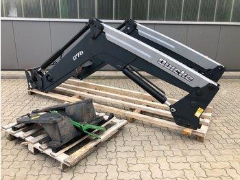Alö Q76 - фронтальный погрузчик для трактора