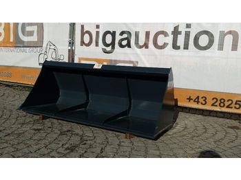 Leichtgutschaufel 180 cm mit Hardox Schneidkante  - фронтальный погрузчик для трактора