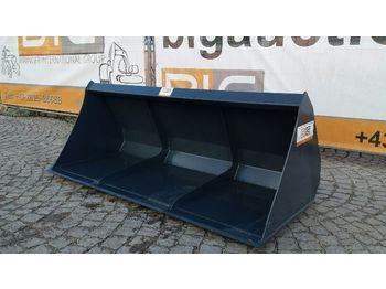 Leichtgutschaufel 180 cm pass. zu Euro Aufnahme  - фронтальный погрузчик для трактора