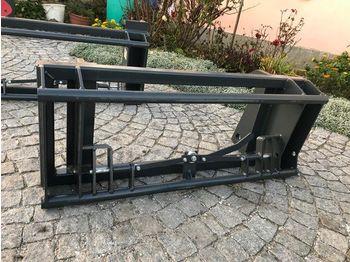 Liebherr 506 Adapter passend zu Euro Aufnahme  - фронтальный погрузчик для трактора