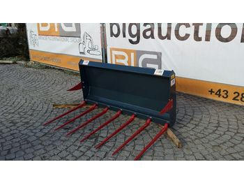 Mistgabel 150 cm passend zu Euro Aufnahme  - фронтальный погрузчик для трактора