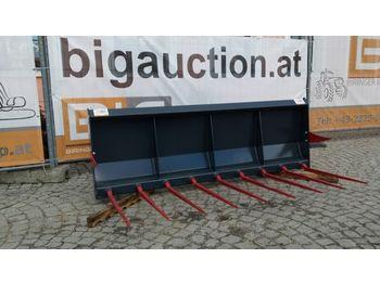 Mistgabel 210 cm mit Euro Aufnahme  - фронтальный погрузчик для трактора