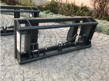 Weidemann Adapter passend zu Euro Aufnahme  - фронтальный погрузчик для трактора