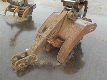 5 Finger Grab 55mm Pin to suit 8-10 Ton Excavator - грейфер
