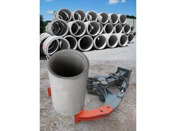 BALAVTO Special grab for Excavator (hoses) - грейфер