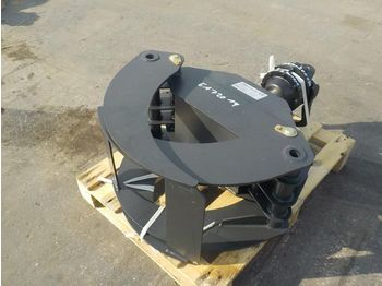 Unused Scandi-Heak Hydraulic Rotating Wood Grapple - грейфер