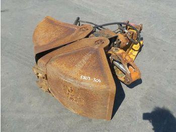 20'' Hydraulic Rotating Clamshell Bucket - грейферный ковш