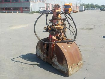 24'' Hydraulic Rotating Clamshell Bucket - грейферный ковш