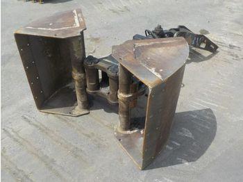 Kinshofer C08VE-80 - грейферный ковш
