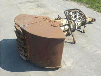 "Грейферный ковш O&K 24"" Hydraulic Rotating Clamshell Bucket"