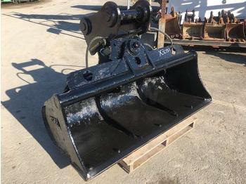 1800mm - Axes 80mm - ковш для экскаватора