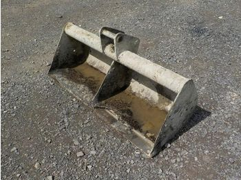 "48"" Ditching Bucket to suit mini Excavator - ковш для экскаватора"