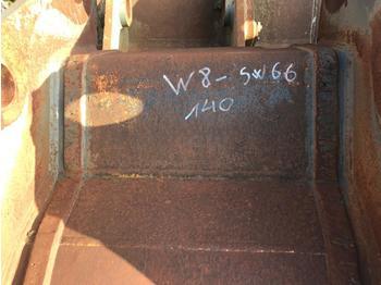 Liebherr SW66 Liehberr 942 - 944 - 933 - ковш для экскаватора