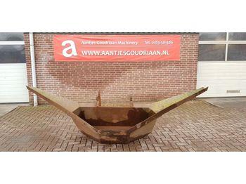 Ковш для экскаватора Profielbak CW30