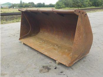 112'' Front Loading Bucket to suit Terex AL200 - ковш для погрузчика