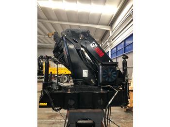 Кран-манипулятор HIAB 477 E6 XS HIPRO