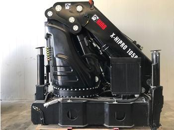 Кран-манипулятор HIAB X-HIPRO 1058 E10