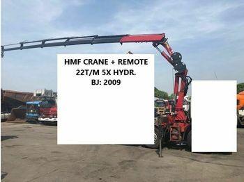HMF 2220 K5 2220 K5  - кран-манипулятор