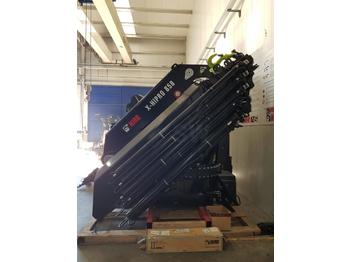 Кран-манипулятор Hiab X-HIPRO 858 E10